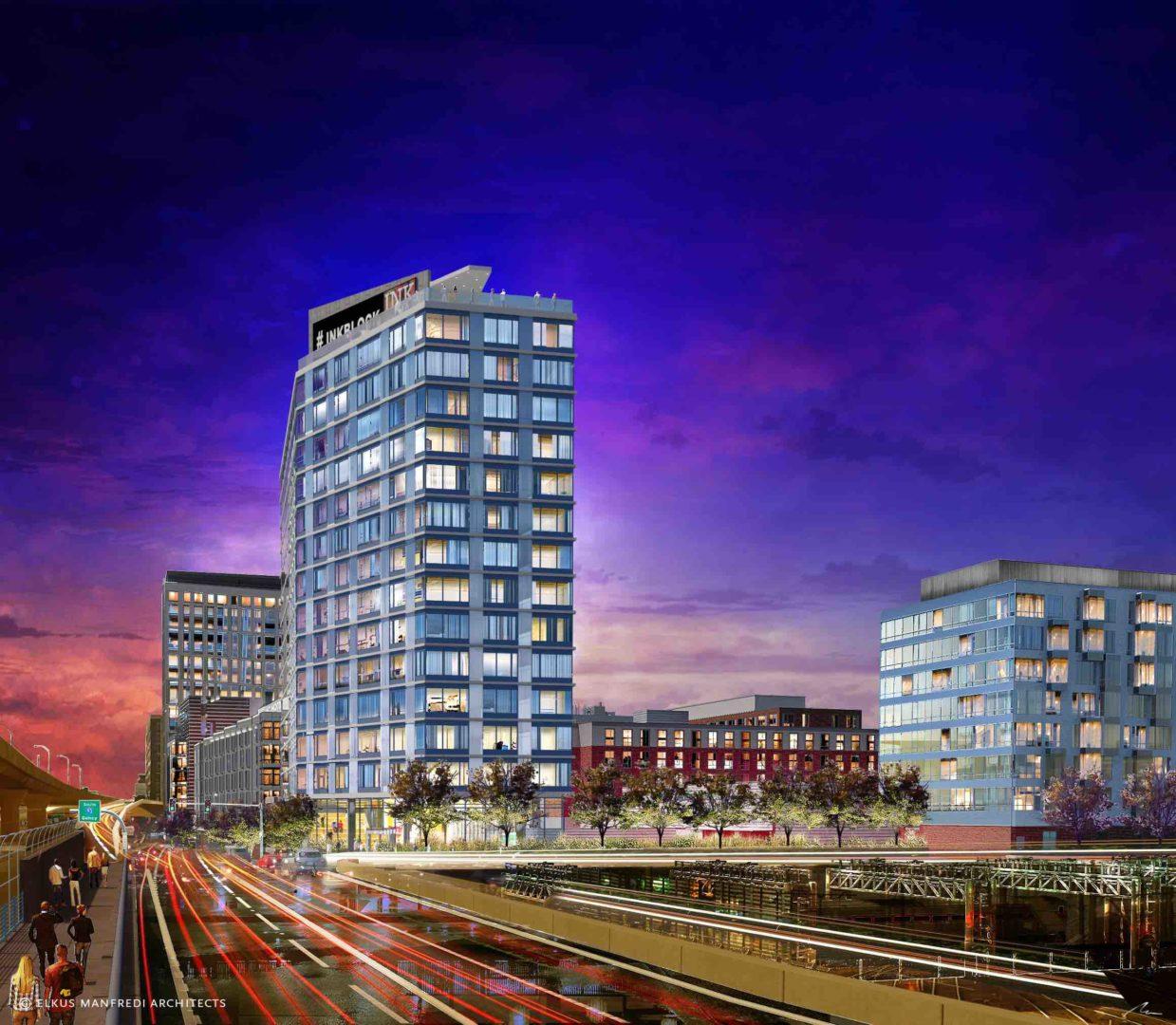 7INK Apartment Building